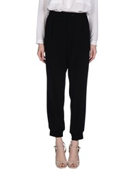 Pinko Black Trousers Casual Trousers Women