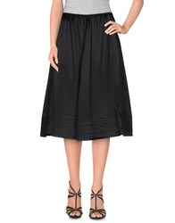 Celine Celine Skirts Knee Length Skirts Women Black