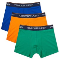 Polo Ralph Lauren Boxer Short 3 Pack Multi