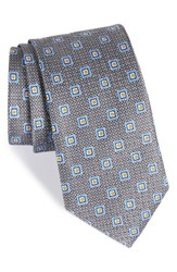 Nordstrom Men's Men's Shop Medallion Silk Tie