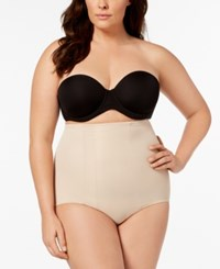 Miraclesuit Extra Firm Tummy Control High Waist Brief 2705 Nude Nude 01