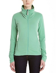 Bench Funnel Neck Fleece Jacket Green