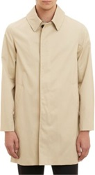 Aquascutum London Broadgate Raincoat Nude
