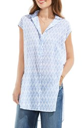 Vince Camuto Women's Two By Ikat Stars Tunic