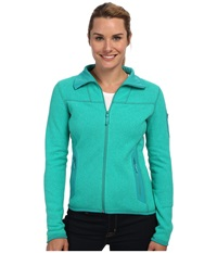 Arc'teryx Covert Cardigan Seaglass Women's Sweater Green
