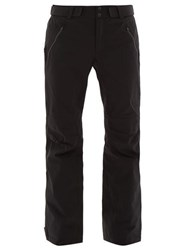 Aztech Mountain Team Soft Shell Ski Trousers Black