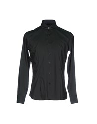 Domenico Tagliente Shirts Dark Green