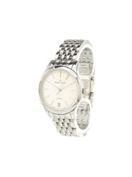 Maurice Lacroix 'Les Classiques Date' Analog Watch Stainless Steel