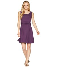 White Sierra Tangier Odor Free Dress Shadow Purple