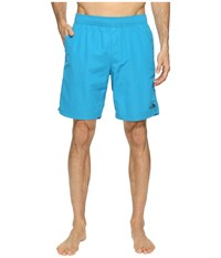 The North Face Class V Pull On Trunk Long Baja Blue Men's Swimwear