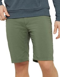 Mpg Bulldog Athletic Shorts Eco Green