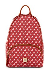Dooney And Bourke Diamondbacks Backpack Red