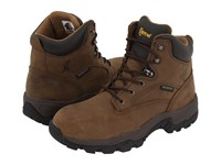 Chippewa 6 55160 Wp Brown Men's Work Boots