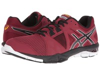 Asics Gel Craze Tr 3 Pomegranate Black Lemon Men's Shoes Pomegranate Black Lemon