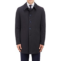 Down Filled Fayal Coat Navy