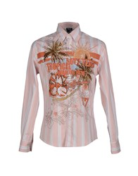 Dandg Shirts Shirts Men Light Pink