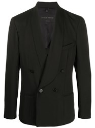 Christian Pellizzari Double Breasted Fitted Blazer 60