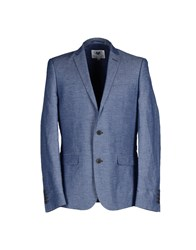 Minimum Suits And Jackets Blazers Men Blue