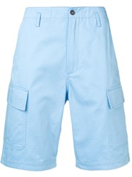 Universal Works Cargo Shorts Blue