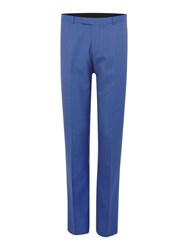 Kenneth Cole Malachi Slim Fit Suit Trouser Blue