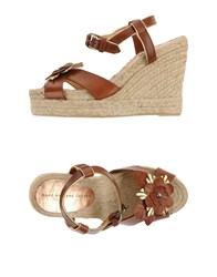 Marc By Marc Jacobs Footwear Espadrilles Women Cocoa