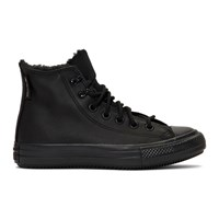 Converse Black Winter Chuck Taylor All Star Sneakers