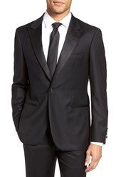 Strong Suit Men's Aston Trim Fit Wool Dinner Jacket