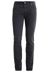 Pier One Slim Fit Jeans Dark Grey