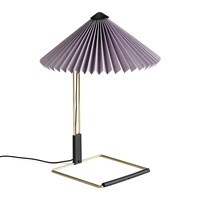 Hay Matin Table Lamp Lavender Purple
