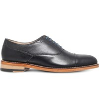 Oliver Sweeney Ldn Lupton Leather Oxford Shoes Black
