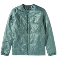Beams Plus Cwu 9P Down Liner Jacket Green