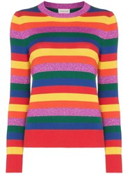 Moncler Rainbow Stripe Jumper 490 Multicoloured