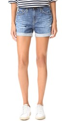 Ag Jeans The Hailey Slouchy Shorts 9 Years Exemption