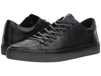 John Varvatos Collection Reed Low Top Sneaker Steel Blue Shoes