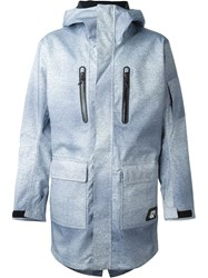 Julien David Wind Breaker Jacket Grey