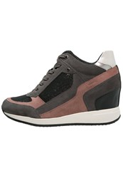 Geox Nydame Trainers Black