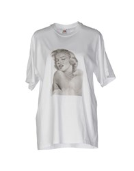Fruit Of The Loom T Shirts White