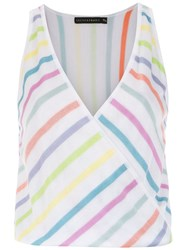 Cecilia Prado Knit Alicia Blouse Multicolour