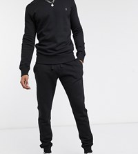 French Connection Essentials Tall Jogger In Slim Fit In Black