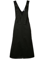 Wanda Nylon Shirley Suspender Dress Black