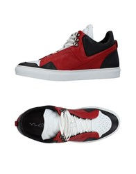 Ylati Sneakers Red