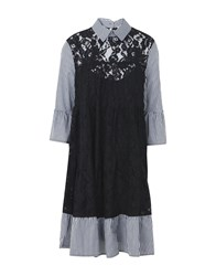 I'm Isola Marras Knee Length Dresses Black