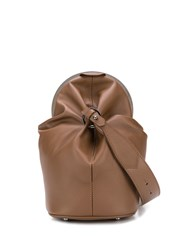 Max Mara Cecile Shoulder Bag Brown