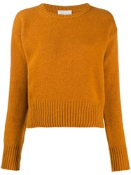 Forte Forte Knit Jumper Brown