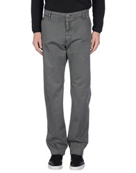 Aeronautica Militare Trousers Casual Trousers Men Lead