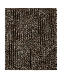 Bloomingdale's The Men's Store At Chunky Knit Scarf Military Multi