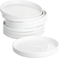 Cb2 Set Of 8 Frank Salad Plates