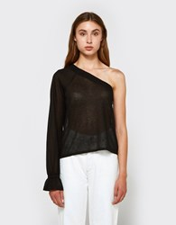 Veda Balance Top In Onyx