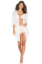 Lovers Friends Sunday Morning Robe White