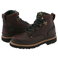 Georgia Boot 6 Georgia Giant Boot Brown Men's Work Boots